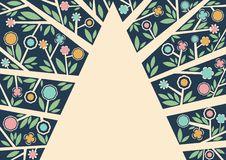 Free Postcard - Flowering Tree Stock Images - 13701504