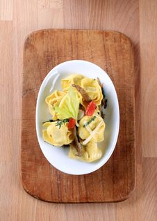 Free Tortellini Stock Photo - 13702090