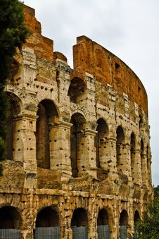 Free Colosseum Royalty Free Stock Photos - 13702278