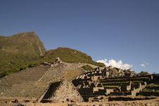 Free Ancient Ruins Royalty Free Stock Photo - 13702335