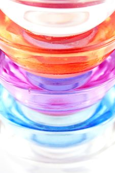 Free Colorfull Glass Royalty Free Stock Photo - 13702375