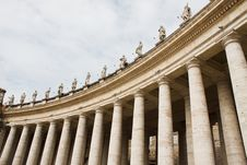Free Vatican Royalty Free Stock Image - 13702636