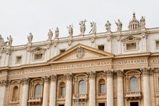 Free St Peters In Vatican Stock Photos - 13702693