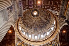 Free St Peters In Vatican Stock Photos - 13702783