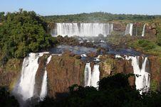 Free Iguassu Royalty Free Stock Image - 13702896