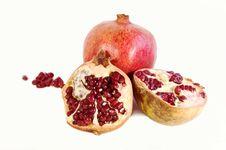 Free Pomegranates Stock Image - 13703151