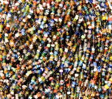 Free Beads Mix Royalty Free Stock Photos - 13703818
