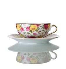 Free Teacup Royalty Free Stock Photography - 13703847