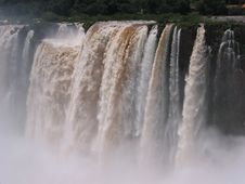 Free Iguassu Waterfalls Stock Photography - 13703992
