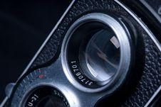 Free Old Camera Royalty Free Stock Photos - 13704128