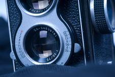 Free Old Camera Royalty Free Stock Photo - 13704145