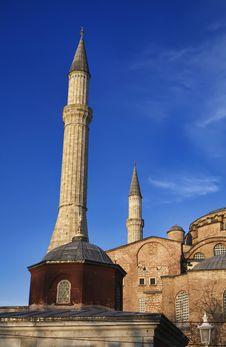 Free Turkey, Istanbul, St. Sophia Cathedral Royalty Free Stock Photo - 13705085