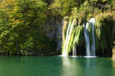 Free Plitvice Royalty Free Stock Photography - 13705127