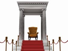 Free Armchair Stock Images - 13705504