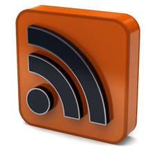 Free Rss Icon Stock Photo - 13705630
