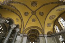 Free Turkey, Istanbul, St. Sophia Cathedral Stock Photography - 13706362