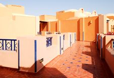 Arabian Architecture Style Royalty Free Stock Images