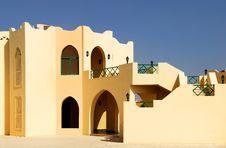 Arabian Architecture Style Stock Photos