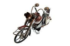 Free Motorbike Royalty Free Stock Image - 13706696