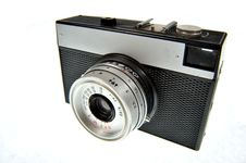 Free Old Camera Stock Photography - 13707012