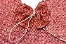 Bow From Sack Stock Images