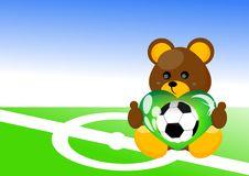 Free Bear Stadium Royalty Free Stock Photography - 13708747