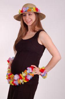 Free Pregnant Woman Royalty Free Stock Photos - 13709168