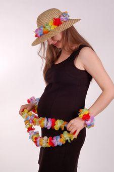 Free Pregnant Woman Royalty Free Stock Photo - 13709205
