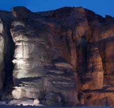 Free Pillars Of Solomon Stock Photography - 13709362