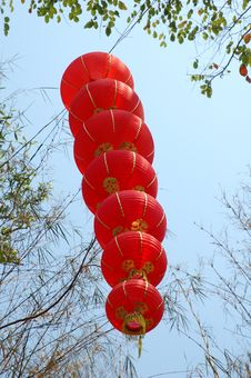 Free Chinese Lantern Stock Photos - 13709463
