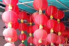 Free Chinese Lantern Stock Photos - 13709523