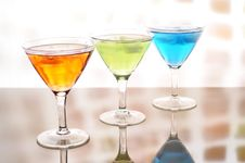 Free Summer Drinks Royalty Free Stock Images - 13709669
