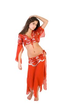 Free Belly Dancing Royalty Free Stock Photography - 13709707