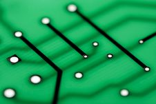 Free Printed Circuit Board, Pcb Stock Photo - 13709720