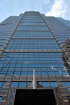 Free Two Liberty Place In Philadelphia Royalty Free Stock Image - 13710086
