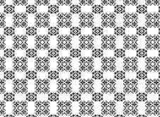Free Black White Seamless Wallpaper, Pattern Background Royalty Free Stock Photos - 13710808