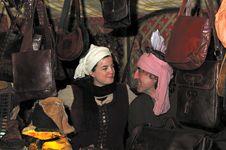 Free Happy Artisan Couple Stock Photos - 13711173
