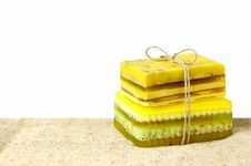 Free Handmade Soap Stock Image - 13714291