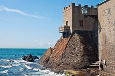 Free Fortification Of The Sea Royalty Free Stock Image - 13714526