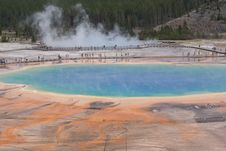Free Grand Prismatic Thermal Area Stock Images - 13714884