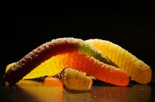 Free Glowing Candy Royalty Free Stock Images - 13715209