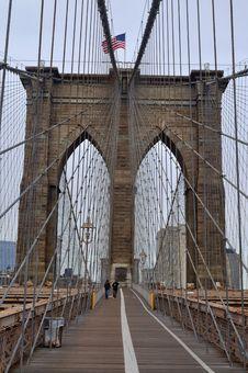 Free Brooklyn Bridge Royalty Free Stock Photos - 13715268