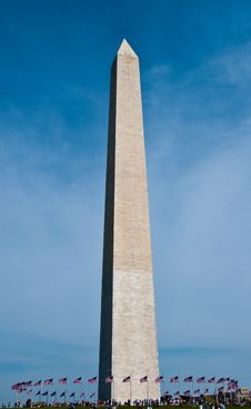 Free Washington Monument Royalty Free Stock Photography - 13715637