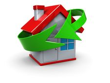 Free Home Recycle Stock Images - 13716304