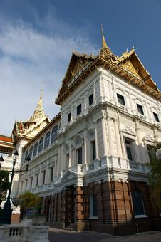 Grand Palace Bangkok Thailand. Stock Photography