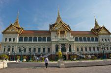 Free Grand Palace Bangkok Thailand. Royalty Free Stock Photo - 13716505