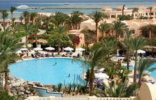 Free Summer Resort In Arabian Style Royalty Free Stock Image - 13716526