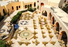 Free Luxury Resort Area Royalty Free Stock Photo - 13716535