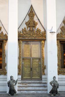 Free Grand Palace Bangkok Thailand. Stock Photo - 13716640