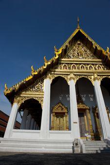 Free Grand Palace Bangkok Thailand. Stock Photography - 13716692